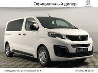 Peugeot Traveller, 2021