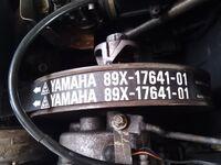 Yamaha Enticer, 1995