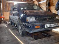 Mitsubishi Chariot, 1989