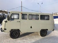 УАЗ 396292, 2021