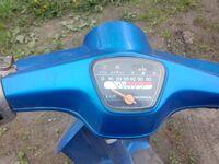 Honda Tact, 1993