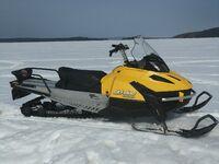 BRP Ski-Doo Tundra LT 550 F, 2012