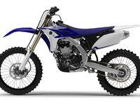 Yamaha YZ250, 2012