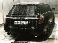 Subaru Legacy, 2008