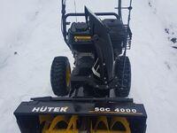 Huter SGC 4000E, 2020