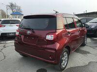 Toyota Passo, 2016