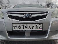 Subaru Legacy, 2010