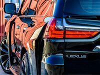Lexus LX570, 2017