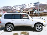 Toyota Land Cruiser, 2002
