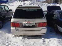 Nissan Bassara, 2003