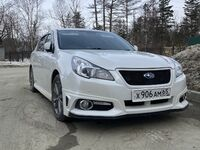 Subaru Legacy B4, 2014