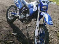 Yamaha WR 400F, 1998