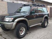 Nissan Safari, 1999