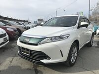 Toyota Harrier, 2018