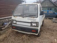 Suzuki Carry Truck, 1986