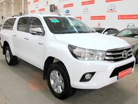 Toyota Hilux Pick Up, 2017