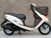 Honda Dio AF68 Cesta, 2009