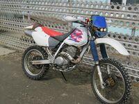 Honda XR250, 1996