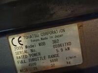 Tohatsu M 9.8, 2005