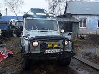 УАЗ 469, 1995