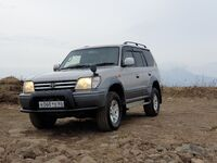 Toyota Land Cruiser Prado, 1996