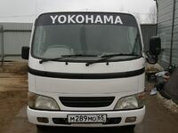 Toyota Toyoace, 2005