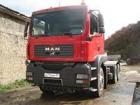 Man TGA 33.480, 2008
