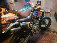 Kawasaki D-Tracker, 2003