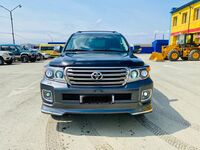 Toyota Land Cruiser, 2012