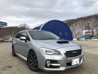 Subaru Levorg, 2014
