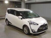 Toyota Sienta, 2018