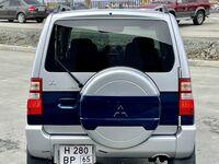Mitsubishi Pajero Mini, 2012