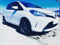 Toyota Vitz, 2014