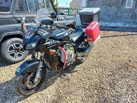 Yamaha FZ, 2004