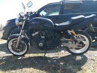 Honda CB400, 1993