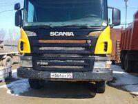 Scania P380, 2007