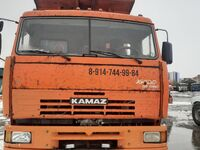 КамАЗ 65111 (6х6), 2007