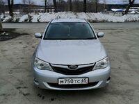 Subaru Impreza, 2011