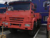 КамАЗ 43118 (6x6), 2021