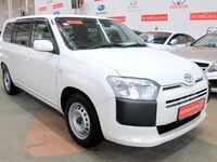 Toyota Succeed, 2017
