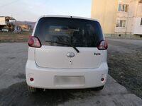 Toyota Porte, 2008