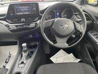 Toyota C-HR, 2017