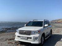 Toyota Land Cruiser, 2014