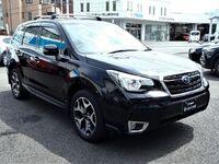 Subaru Forester, 2016