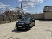 Lexus RX 350, 2016