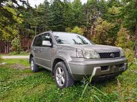 Nissan X-Trail, 2002