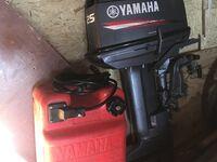 Yamaha 25 BMHS, 2012