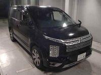 Mitsubishi Delica D:5, 2018