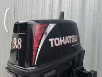 Tohatsu M 9.8, 2017