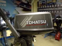 Tohatsu М 5 BD-S, 2012
